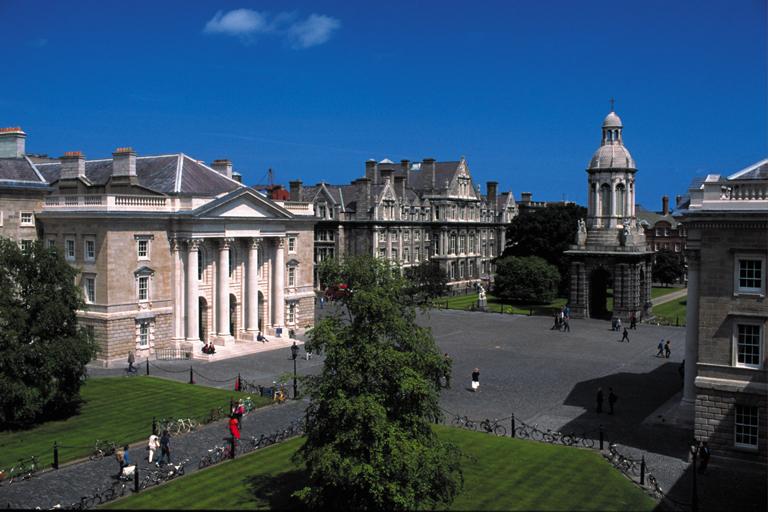 Обучение в школе английского языка CES в Дублине с тридцатилетним опытом работы с иностранными студентами теперь доступно и для российских абитуриентов