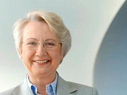 ministra obrazovanija Germanii Anett Shevan