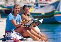 Выбор курсов английского на Мальте