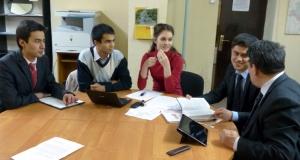 Обучение в филиалах школы дипломатии