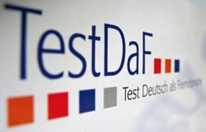 Сдача тестов на знание немецкого языка