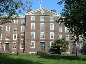 Университет Брауна в США