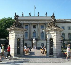 Университет в Берлине им. Гумбольдта