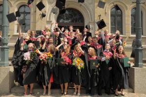 Привлекательные перспективы после окончания университета
