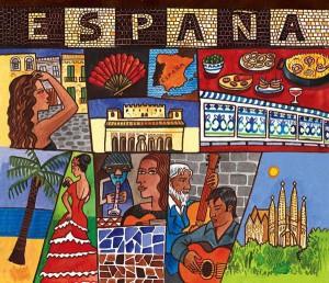 Детские языковые курсы в Испании