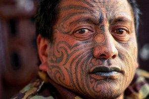 Племена маори