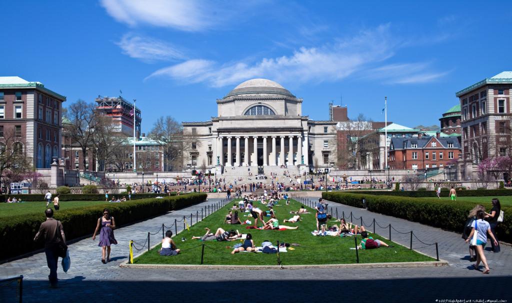 Рейтинг университетов США