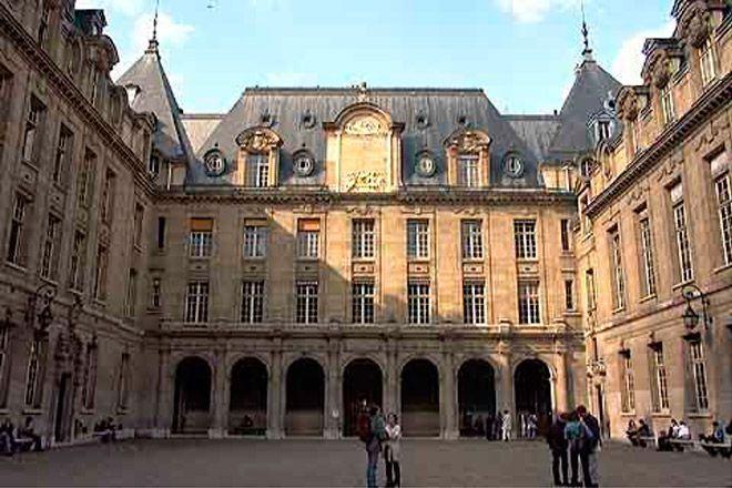 Университеты Парижа