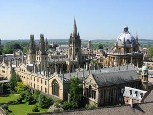 6 вопросов об учебе в Оксфорде