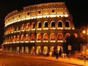 4 времени года в Риме