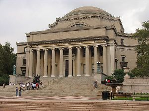 Колумбийский университет в США