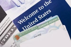 Документы для выезда в США