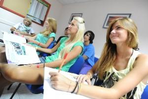 изучения языка в специализированных школах