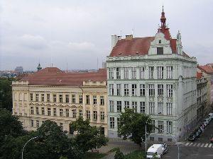 Чешская музыкальная академия в Праге