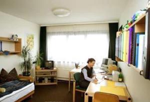 Расходы на проживание в общежитии