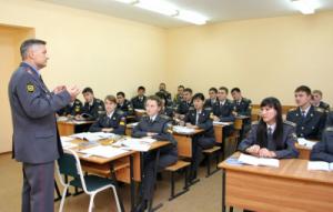 Школы МВД в современной России
