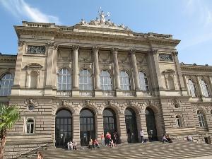 Обучение в университете Страсбурга