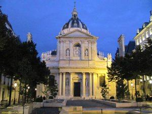 Университет во Франции Сорбонна