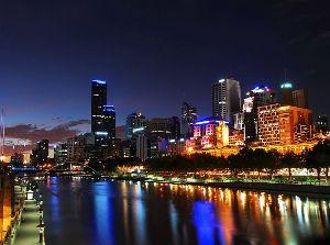 Живописные виды Мельбурна