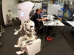 Работа в лаборатории университета