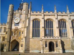 Колледж Тринити в Кембридже