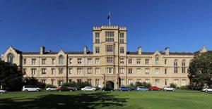 Обучение в Университете Мельбурна