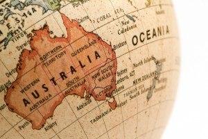 Австралия блок