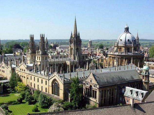 Профили обучения в университетах Лондона