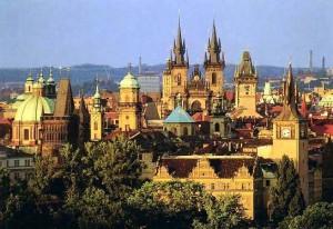 Языковые курсы в Чехии - города и университеты