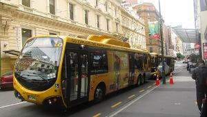 Транспорт в Новой Зеландии