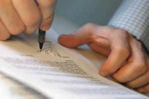 Подготовка документов к поступлению