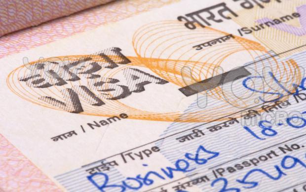 Получение визы в Индию